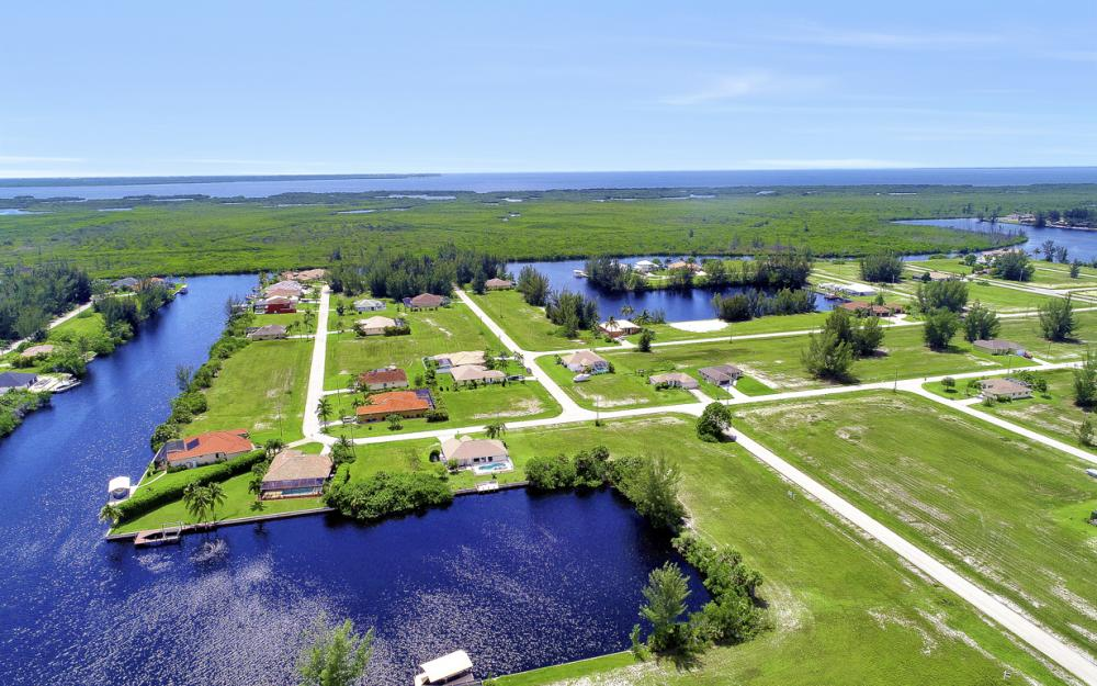 4128 NW 22nd St, Cape Coral - Lot For Sale 1205071000