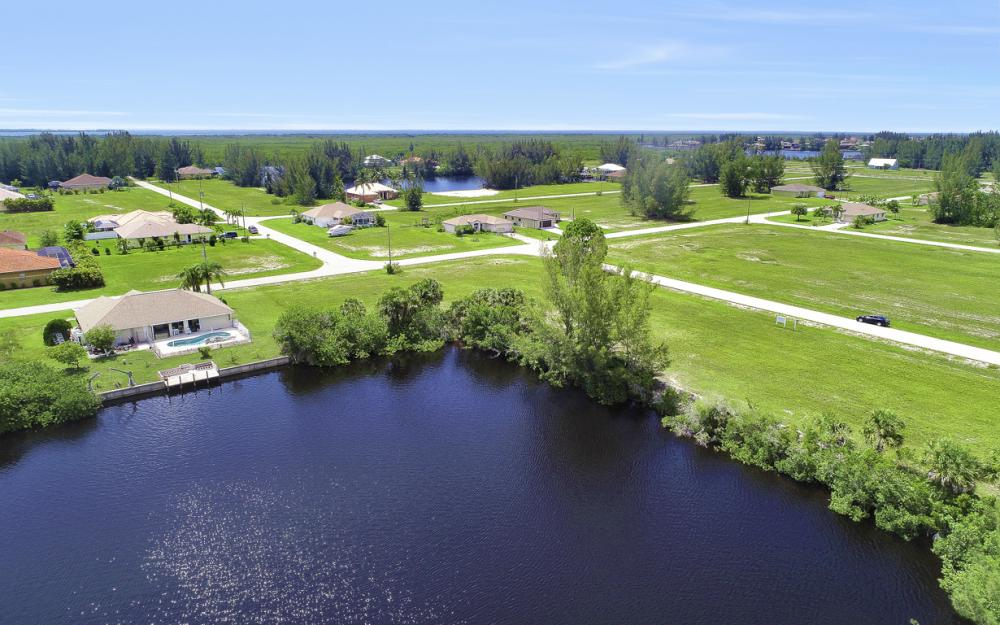 4128 NW 22nd St, Cape Coral - Lot For Sale 468595690