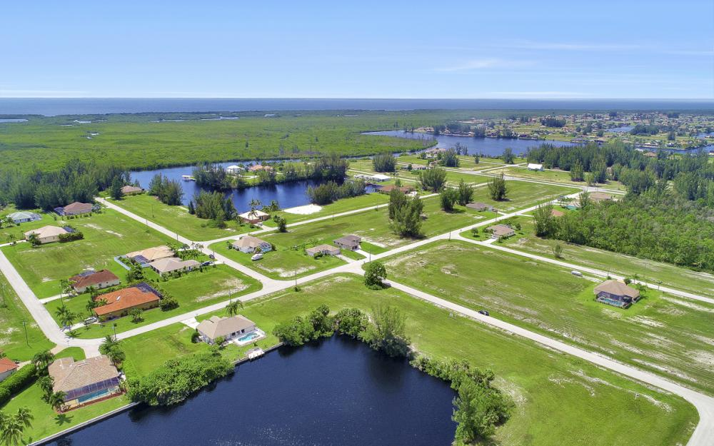 4128 NW 22nd St, Cape Coral - Lot For Sale 571049079