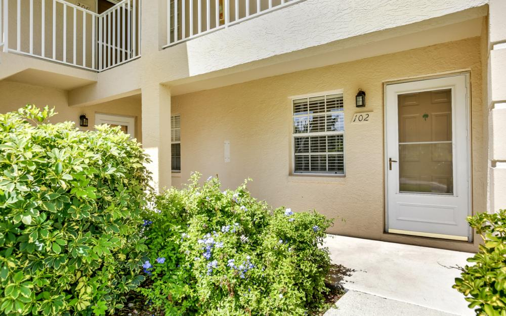 338 Bradstrom Cir #102, Naples - Condo For Sale 263913259