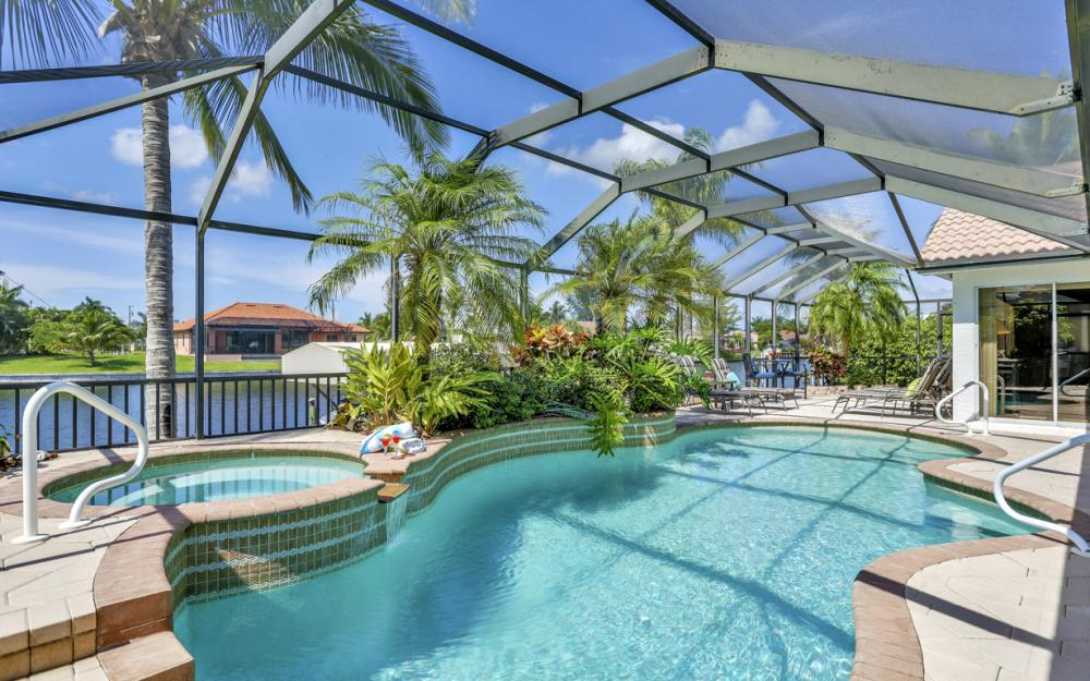 2200 SW 49th Ter, Cape Coral - Vacation Rental 663400982