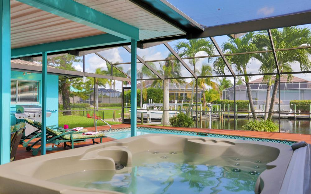 1529 SW 52nd Ter, Cape Coral - Vacation Rental  1624685714