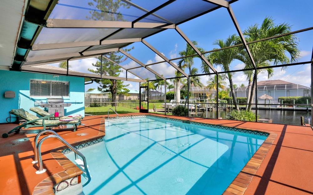 1529 SW 52nd Ter, Cape Coral - Vacation Rental  453513564