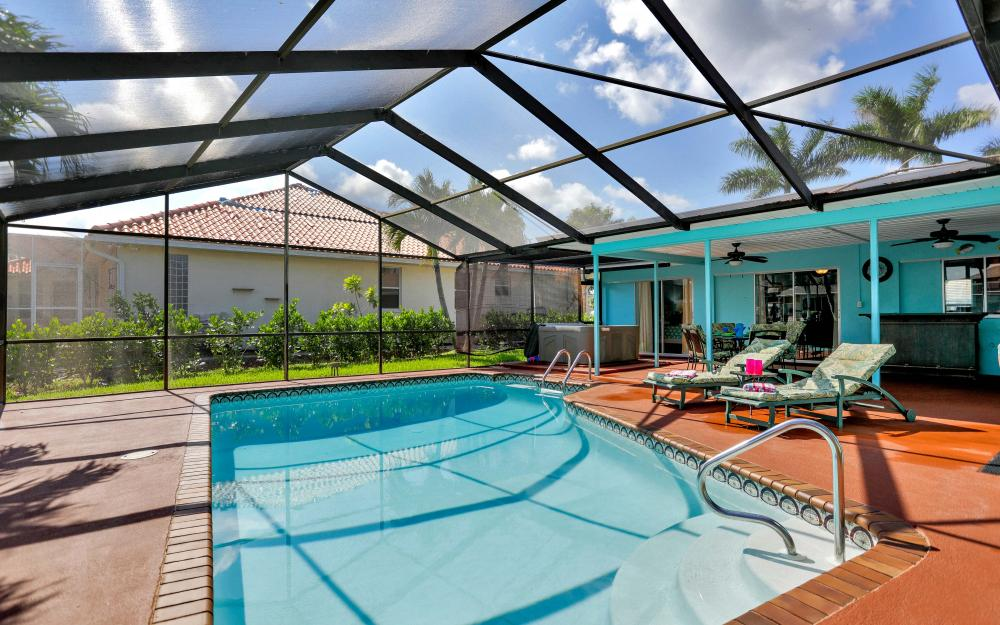 1529 SW 52nd Ter, Cape Coral - Vacation Rental  1359332575