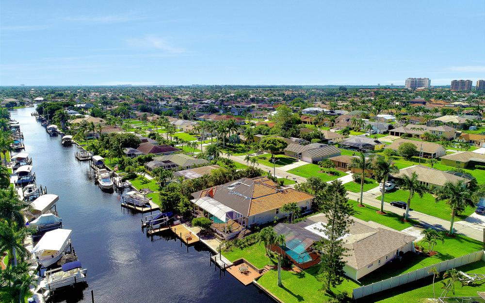 1529 SW 52nd Ter, Cape Coral - Vacation Rental  1035972074