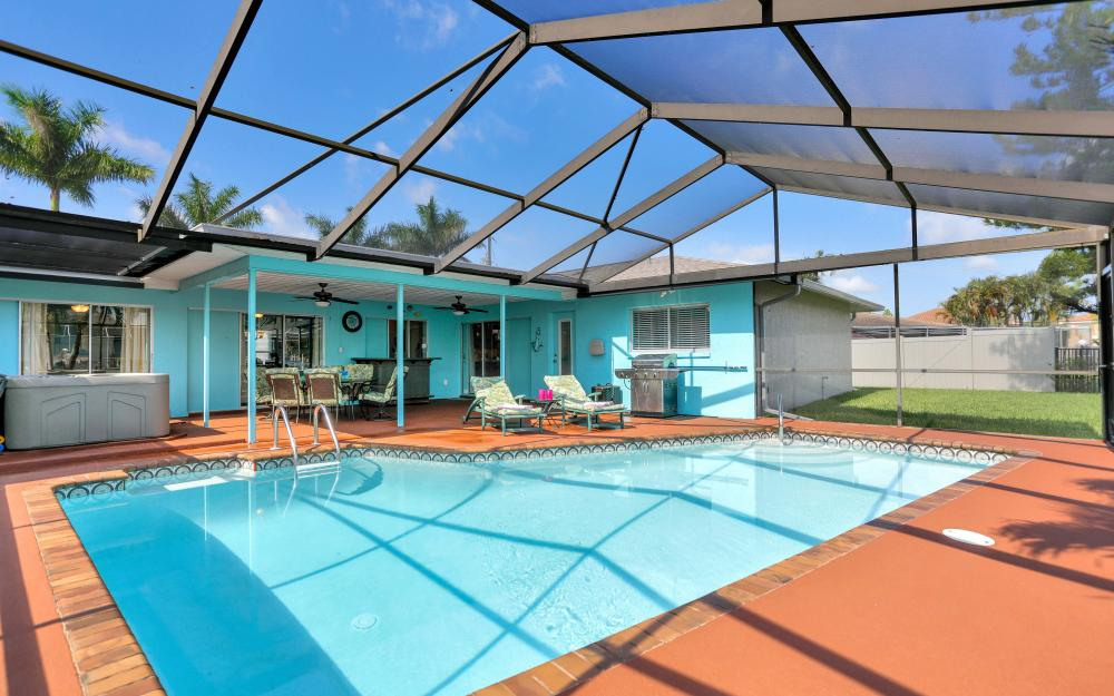 1529 SW 52nd Ter, Cape Coral - Vacation Rental  567179585