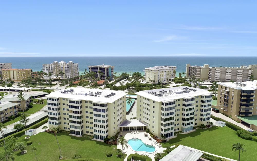 3420 Gulf Shore Blvd N #14, Naples - Condo For Sale 2094105242