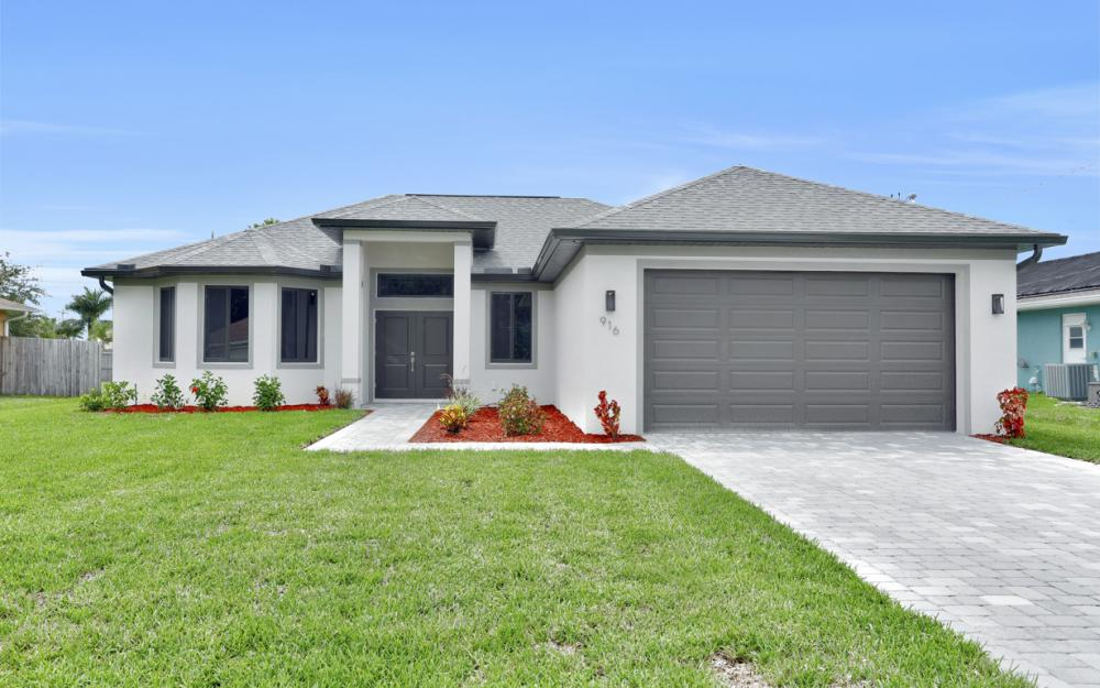 916 SW 7th Ave, Cape Coral - Model Home  1871862372