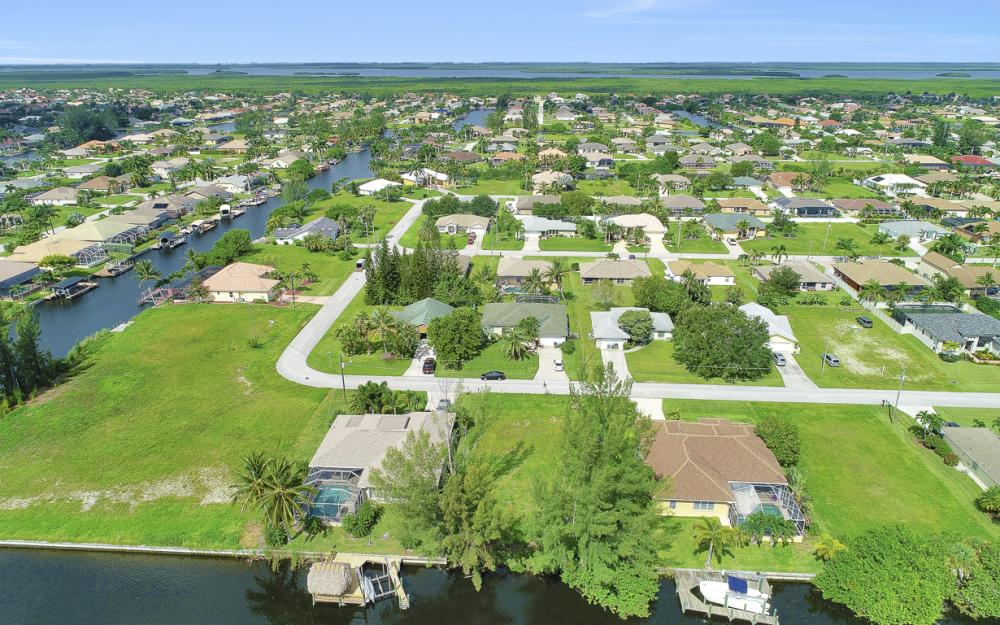 3421 SW 25th Ct, Cape Coral - Lot For Sale 1004814900