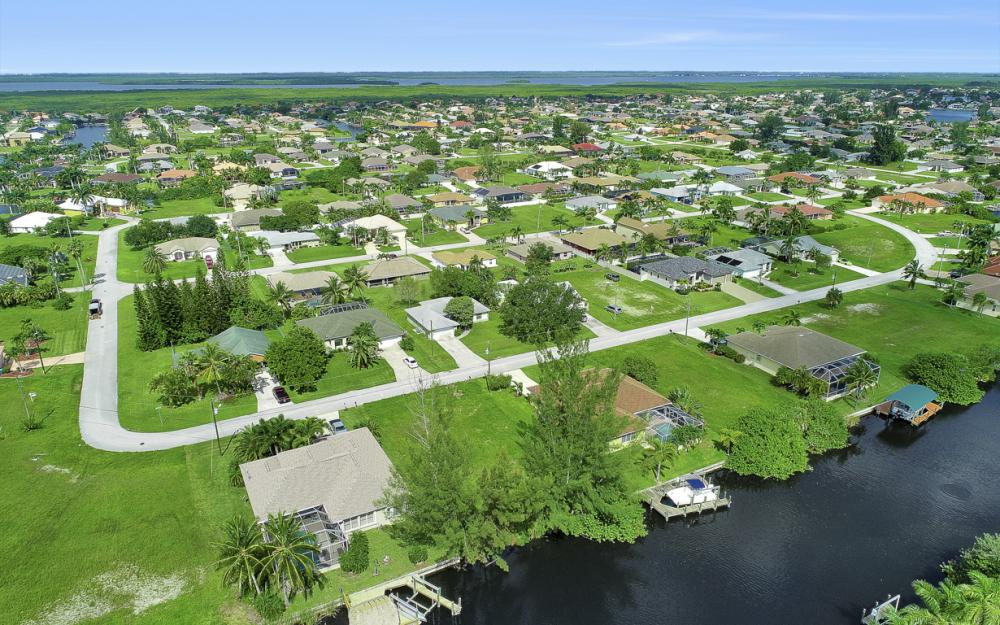 3421 SW 25th Ct, Cape Coral - Lot For Sale 77541662