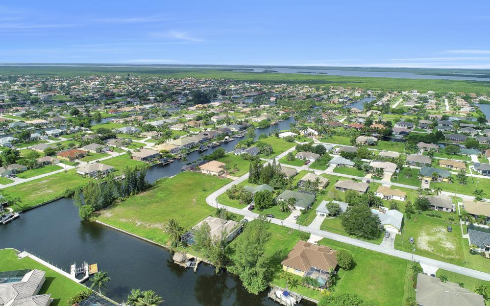 3421 SW 25th Ct, Cape Coral - Lot For Sale 151553487