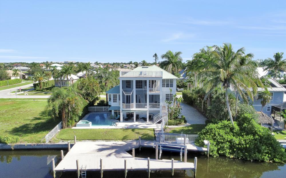 490 Spinnaker Dr, Marco Island - Vacation Rental 554646307
