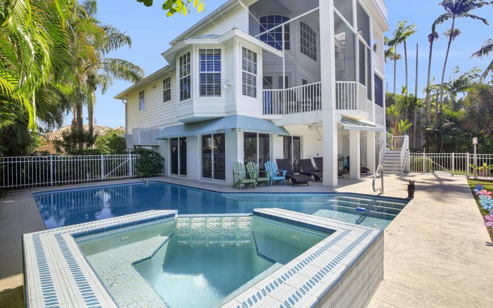 490 Spinnaker Dr, Marco Island - Vacation Rental 458359933