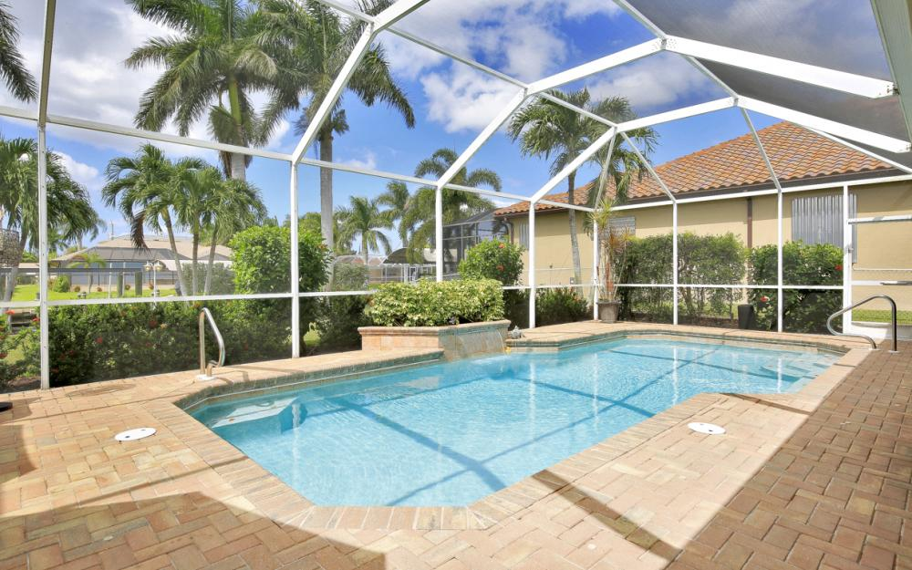 5610 Coronado Court, Cape Coral - Vacation Rental 829014585