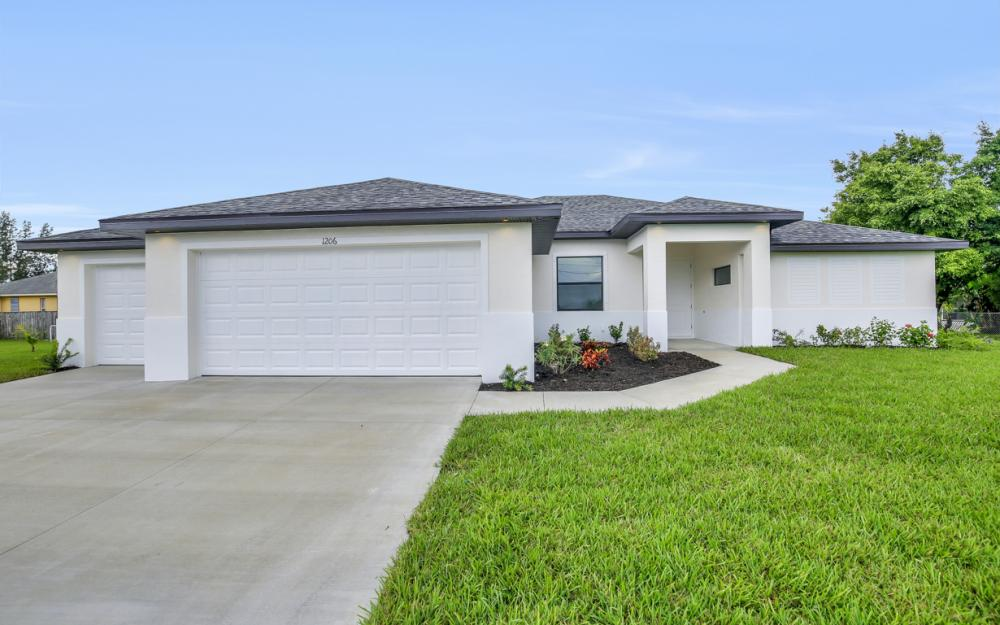 1206 SW 6th Ave, Cape Coral - Home For Sale 258244246