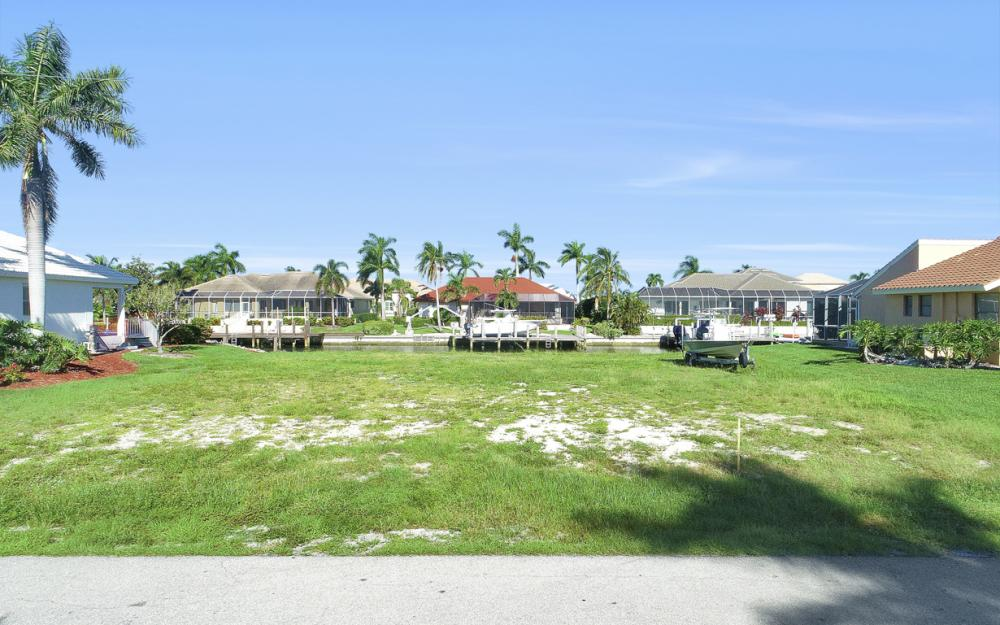 712 Plantation Ct, Marco Island - Lot For Sale 1448215193