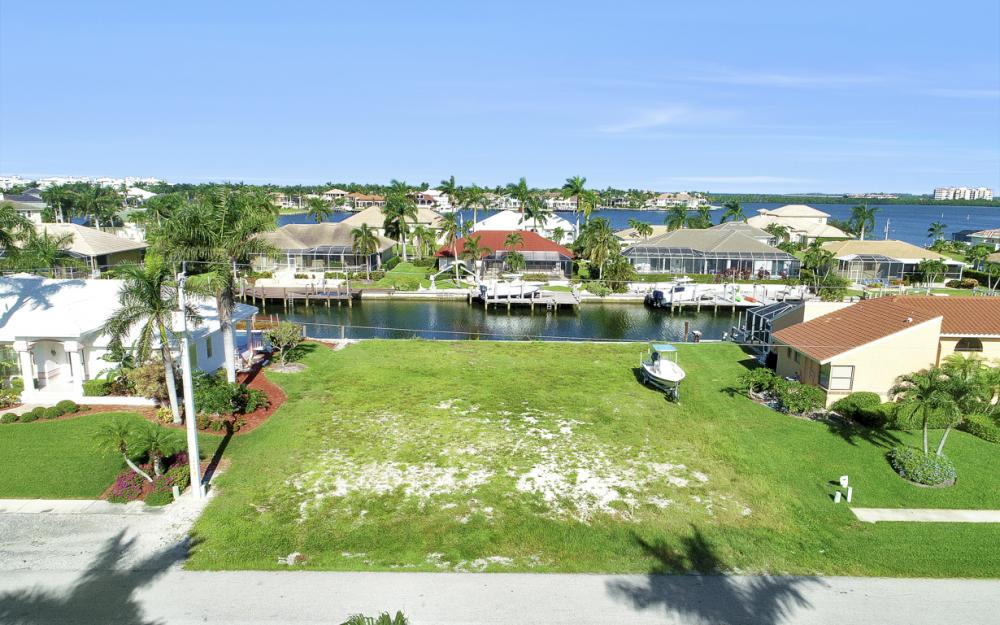712 Plantation Ct, Marco Island - Lot For Sale 488422854