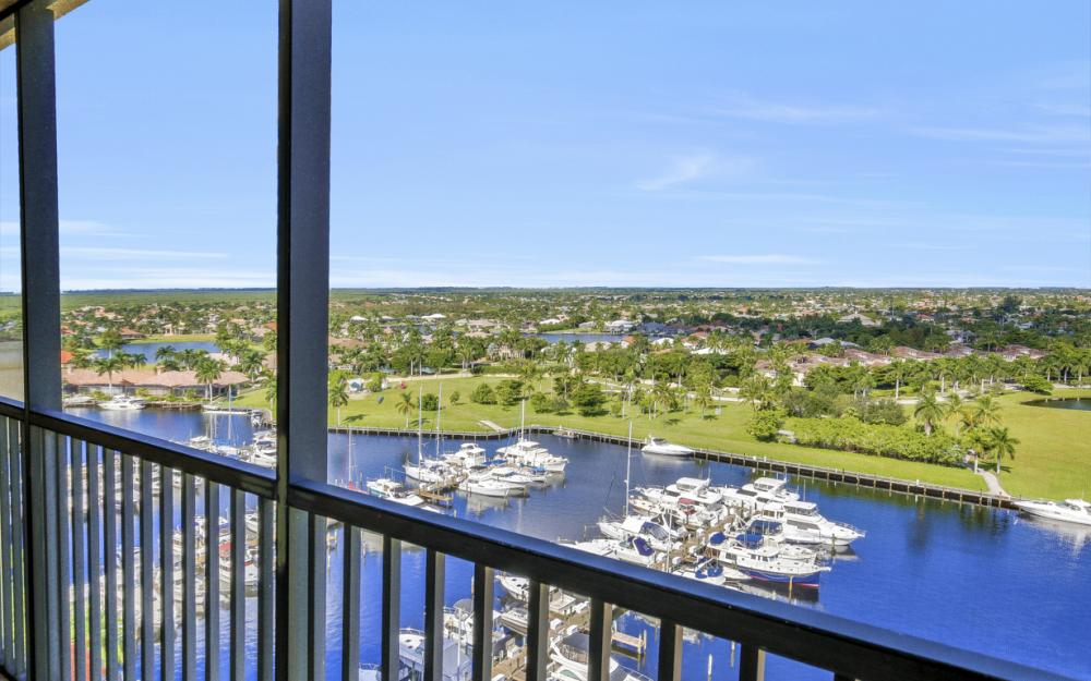5793 Cape Harbour Dr #1314, Cape Coral - Condo For Sale 462290610
