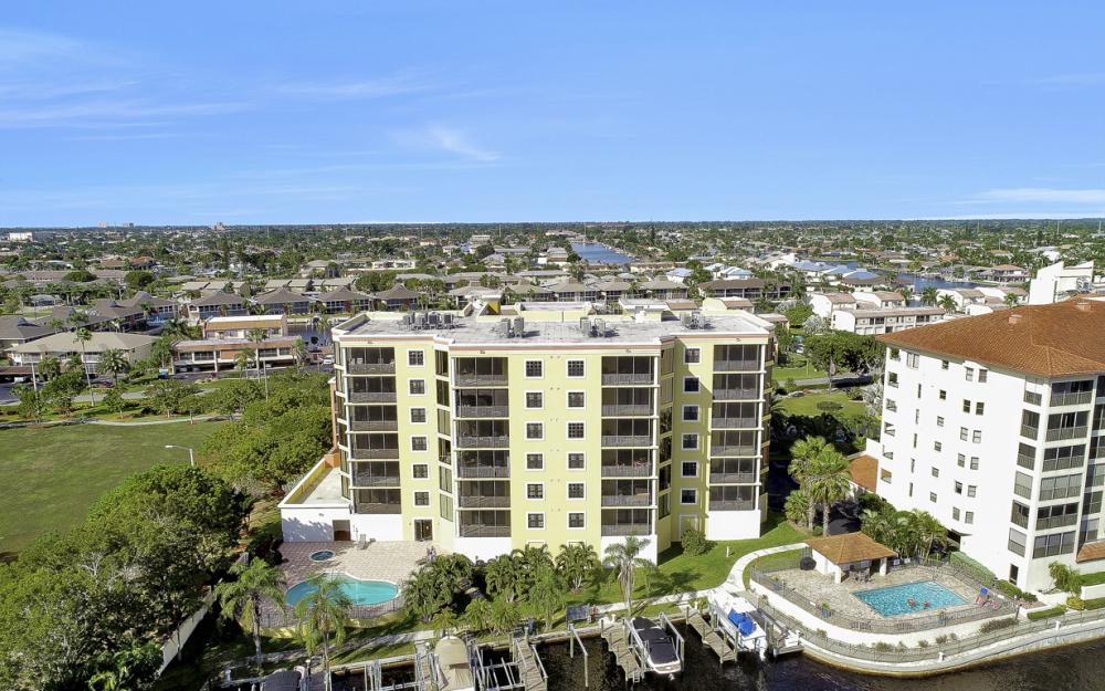 4029 SE 20th Place #201, Cape Coral - Condo For Sale 1197689006