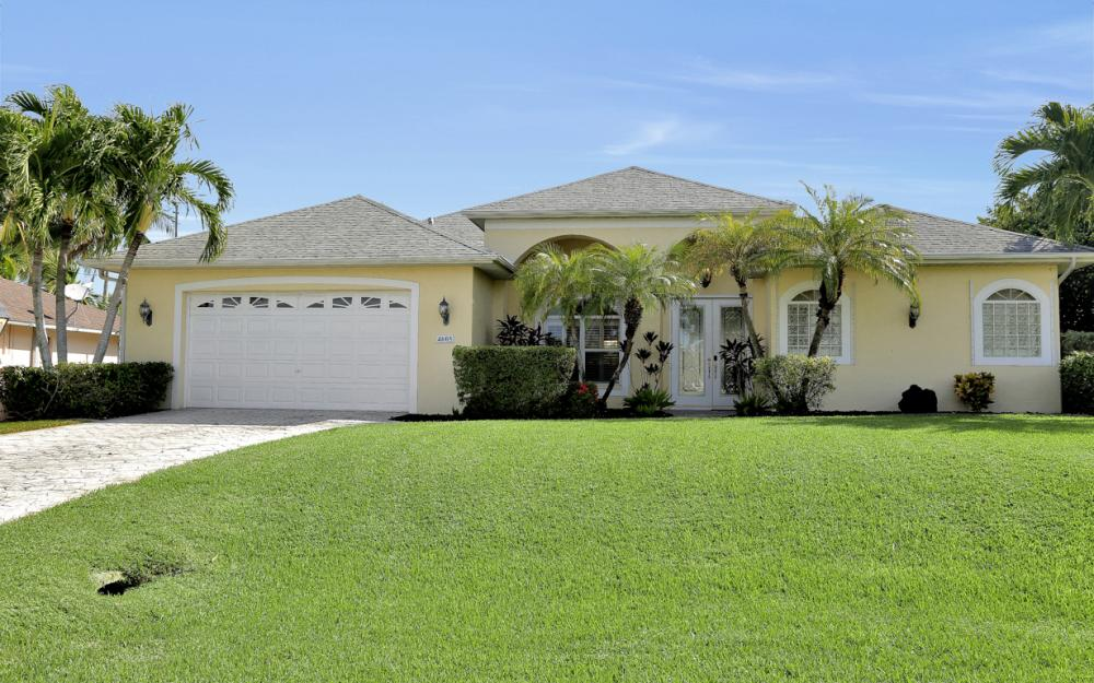 4605 SW 13th Ave, Cape Coral - Vacation Rental 473975352