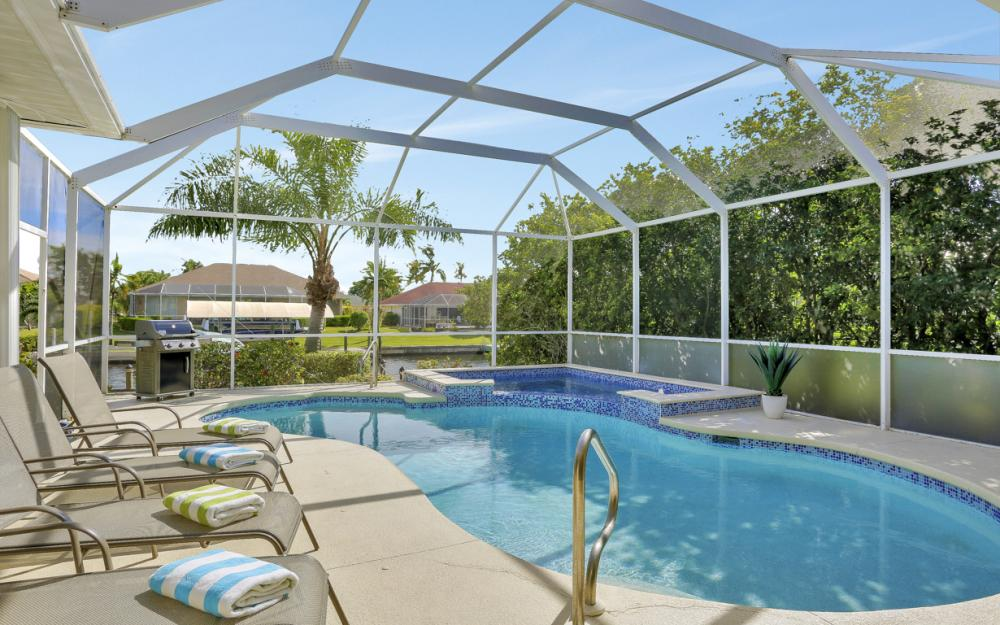 4605 SW 13th Ave, Cape Coral - Vacation Rental 1323102556