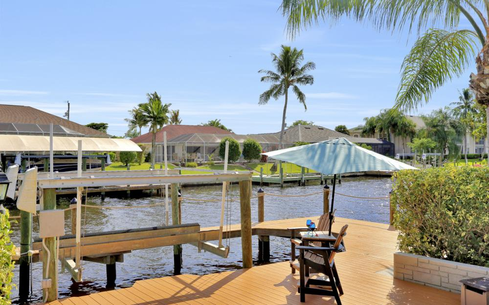 4605 SW 13th Ave, Cape Coral - Vacation Rental 149304580
