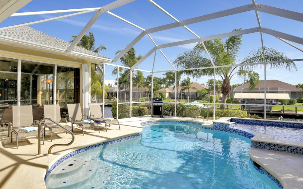 4605 SW 13th Ave, Cape Coral - Vacation Rental 2018903627
