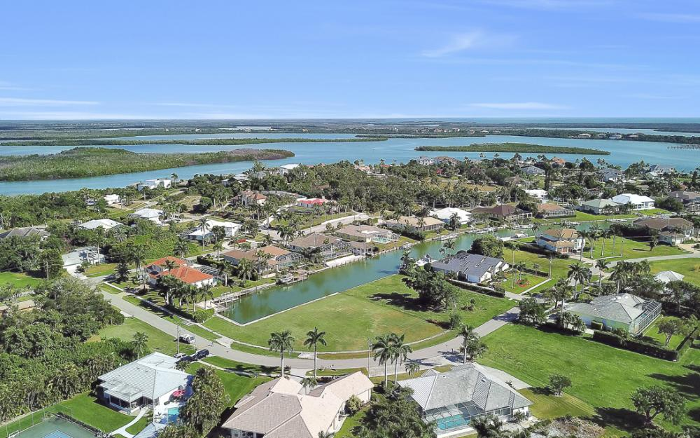 931 E Inlet Dr, Marco Island - Lot For Sale 644898962
