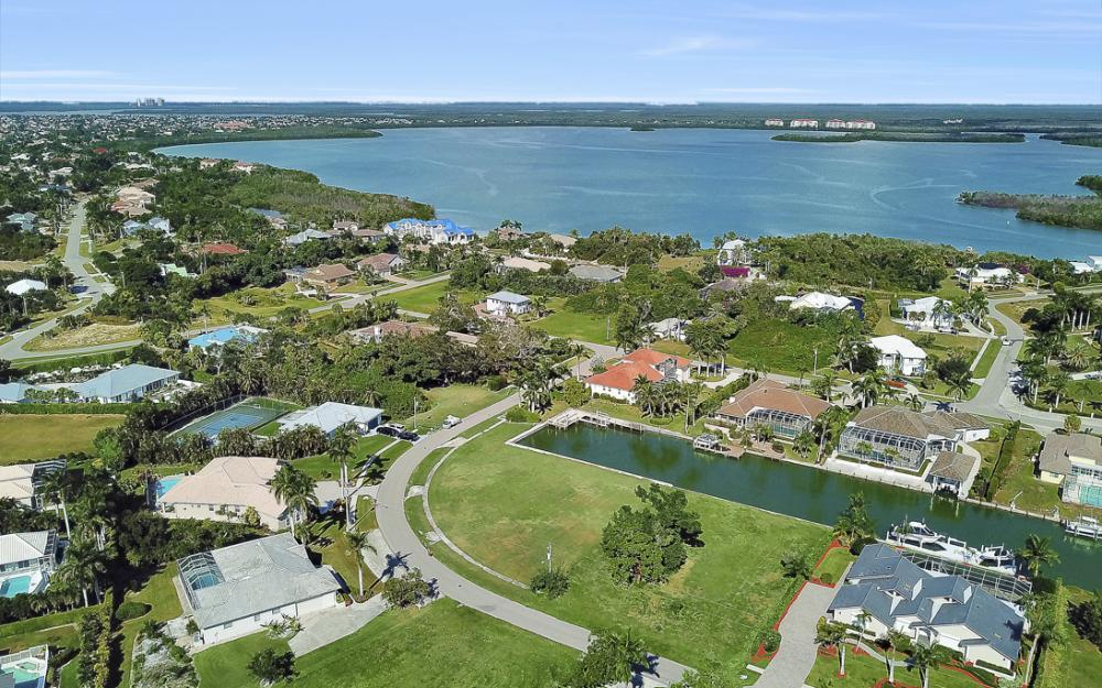 931 E Inlet Dr, Marco Island - Lot For Sale 746294165