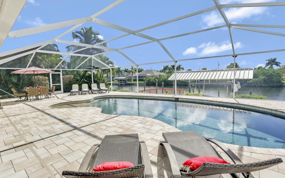 2532 SW 36th Ln Cape Coral - Vacation Rental 1209085912