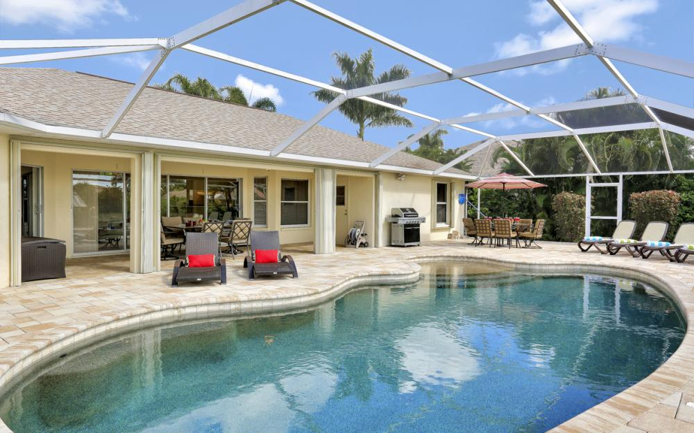 2532 SW 36th Ln Cape Coral - Vacation Rental 1135924791