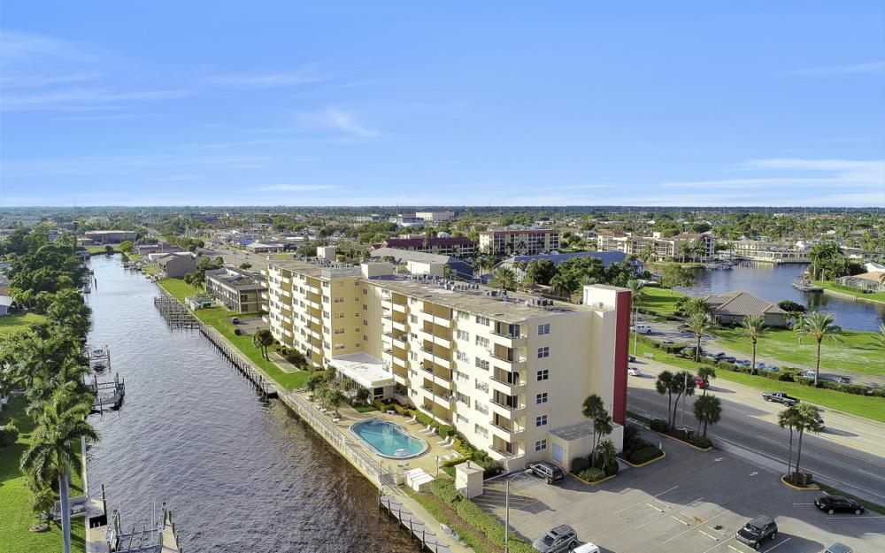 1766 Cape Coral Pkwy E. #210, Cape Coral - Condo For Sale 1261654450