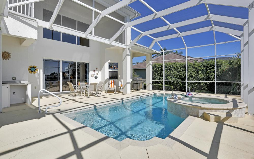 1845 Honduras Ave, Marco Island - Vacation Rental 786597753