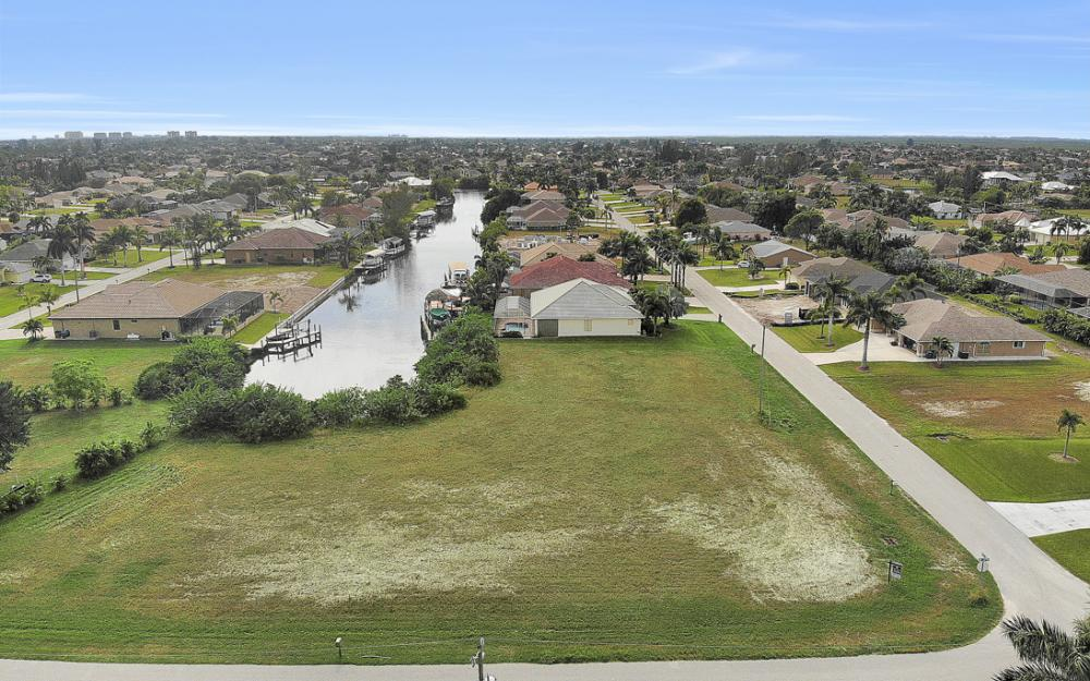 2630 SW 32nd Ln, Cape Coral - Lot For Sale 422059122