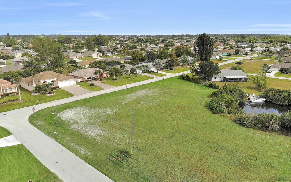 2630 SW 32nd Ln, Cape Coral - Lot For Sale 732968134