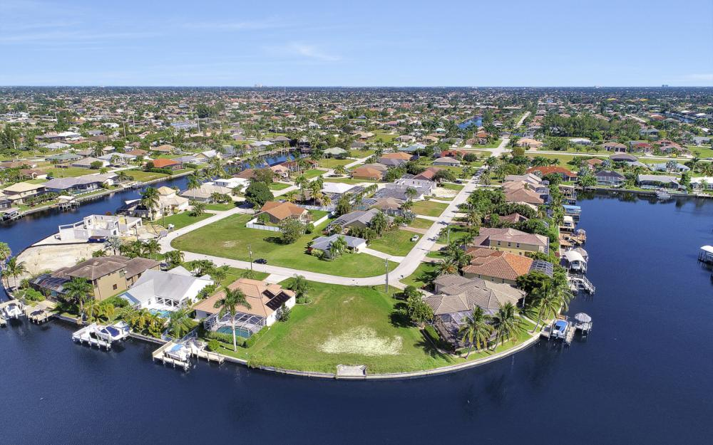 2220 SW 49th Terrace, Cape Coral - Lot For Sale 2063998197