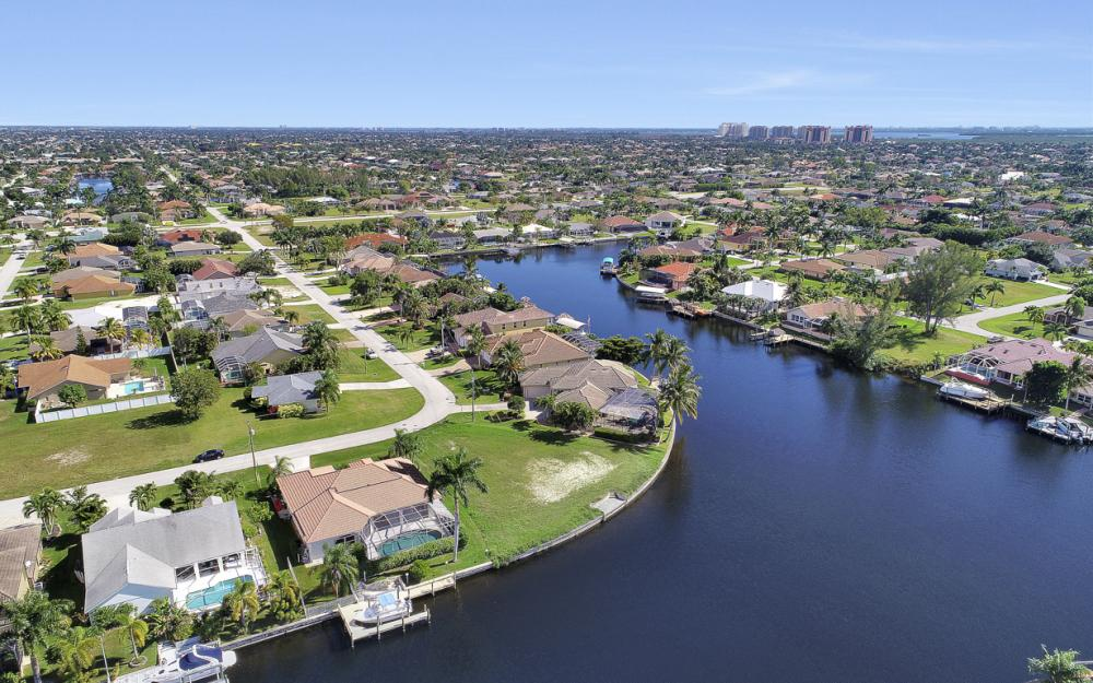 2220 SW 49th Terrace, Cape Coral - Lot For Sale 480362015