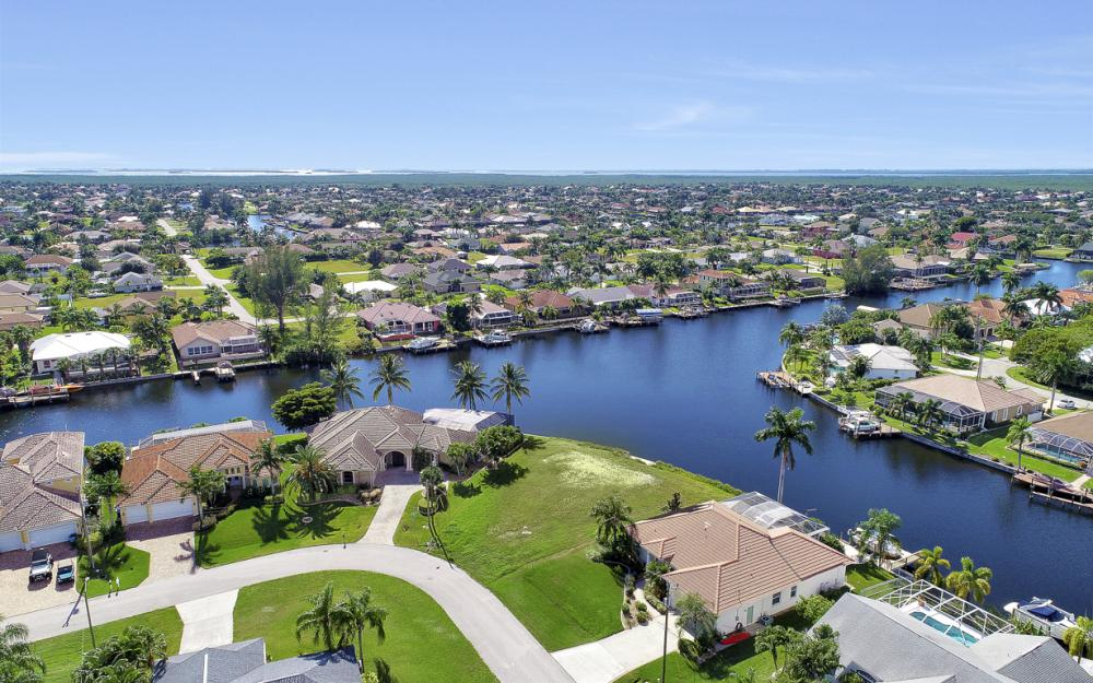 2220 SW 49th Terrace, Cape Coral - Lot For Sale 562104207