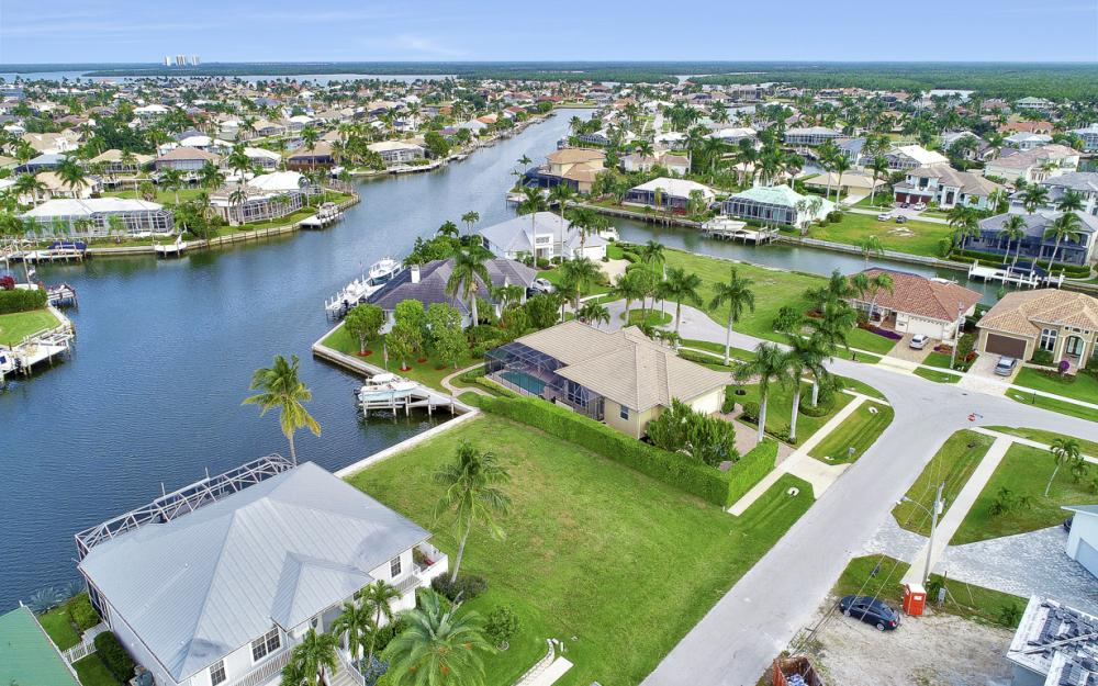 1888 N Bahama Ave, Marco Island - Lot For Sale 430072561
