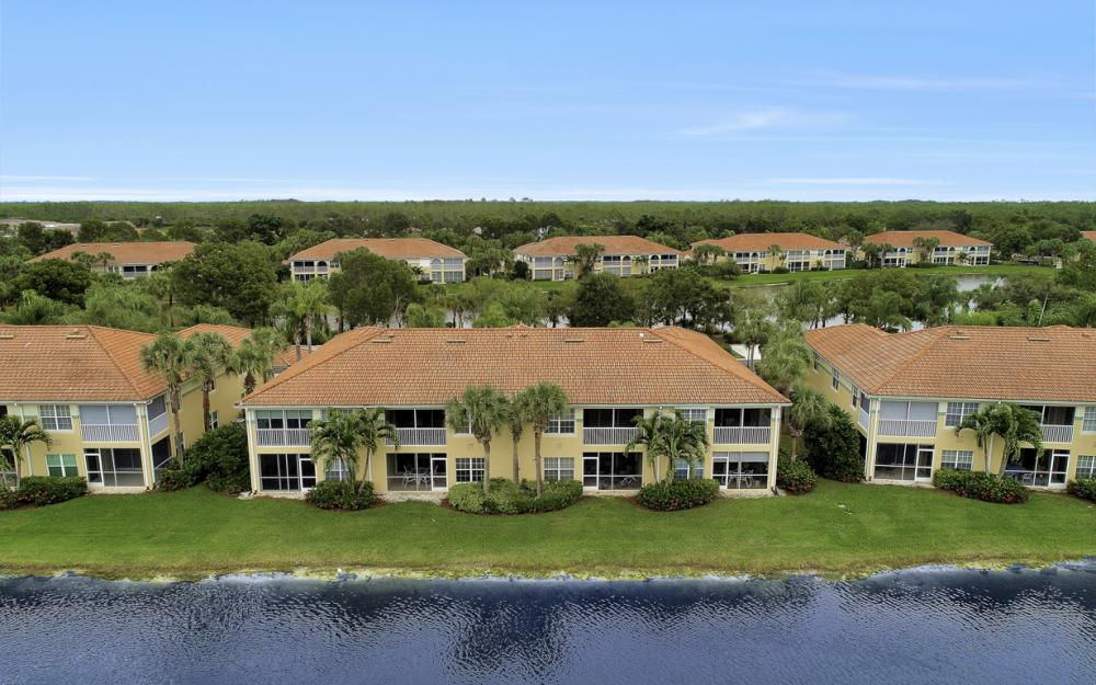 23731 Old Port Road #202, Estero - Condo For Sale 325044385