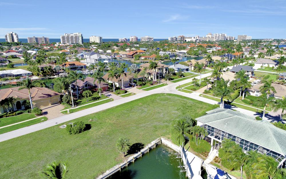 681 Partridge Ct, Marco Island - Lot For Sale 334339944