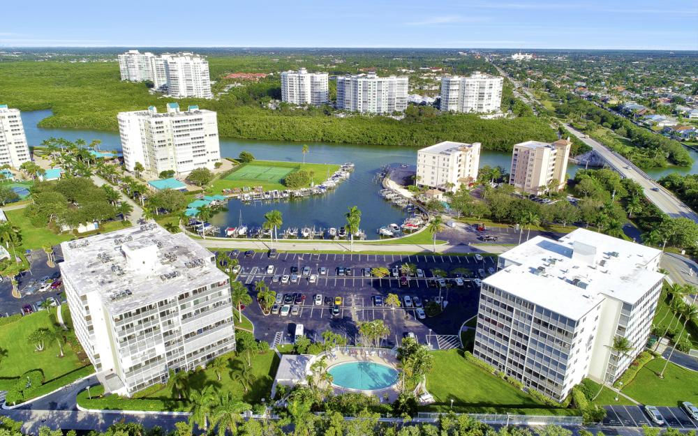 1 Bluebill Ave #109, Naples - Condo For Sale 1107331662