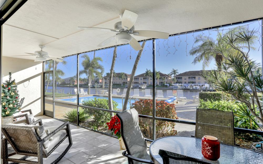 4525 Country Club Blvd #107, Cape Coral - Condo For Sale 457675341