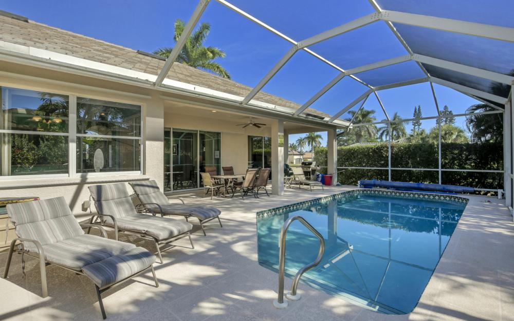 1033 Fieldstone Dr, Marco Island - Vacation Rental  248701636