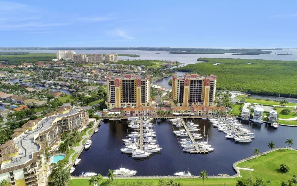 5781 Cape Harbour Dr. #1205, Cape Coral - Condo For Sale 813478418