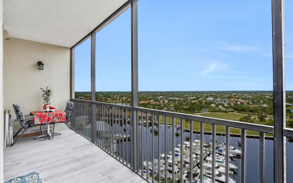 5781 Cape Harbour Dr. #1205, Cape Coral - Condo For Sale 272116312