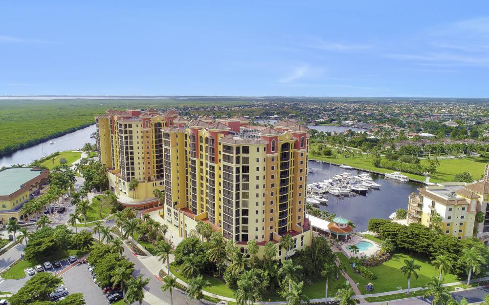 5781 Cape Harbour Dr. #1205, Cape Coral - Condo For Sale 1921524907