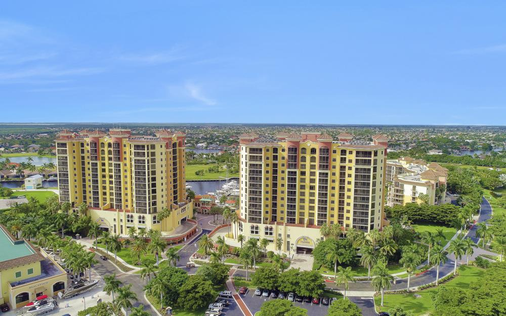 5781 Cape Harbour Dr. #1205, Cape Coral - Condo For Sale 2084203898