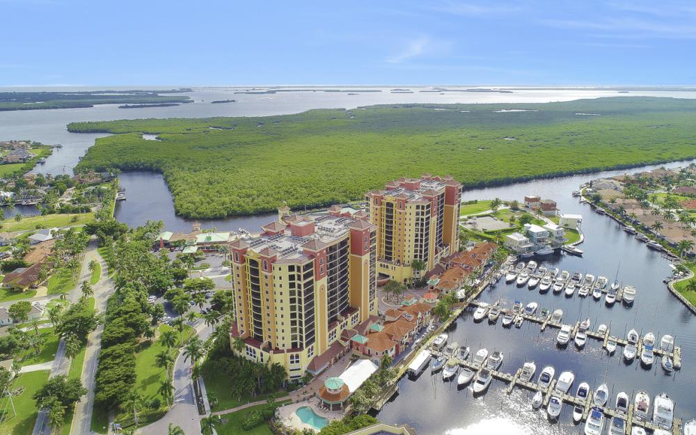 5781 Cape Harbour Dr. #1205, Cape Coral - Condo For Sale 207085046