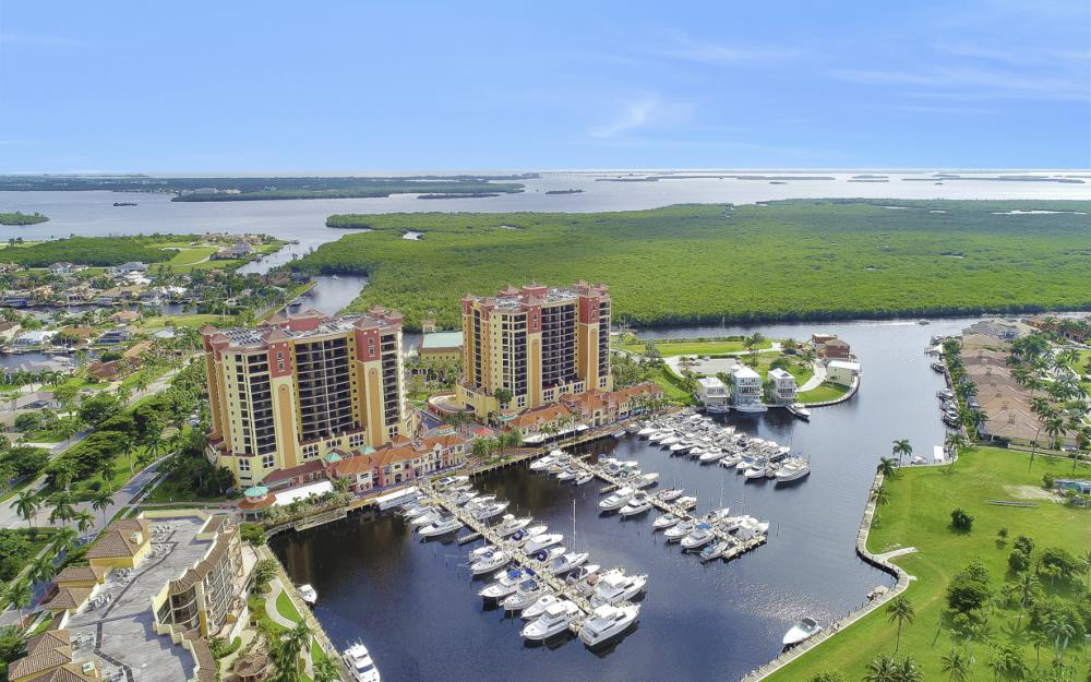 5781 Cape Harbour Dr. #1205, Cape Coral - Condo For Sale 883339285